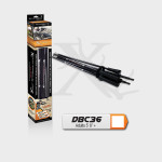 The DBC36 Double Crossed shooting sticks